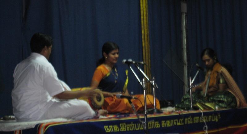 Ram's Concert @ Naada Inbam, Raga Sudha Hall, Chennai - 2