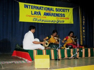 Concert - International Society for Laya Awareness