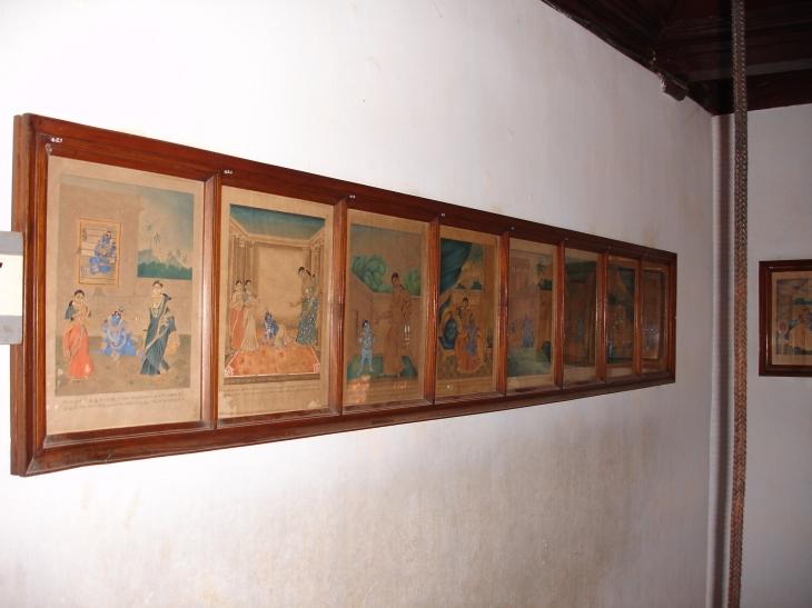 Sample paintings