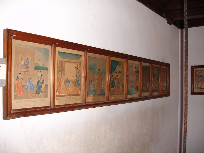 Sample paintings