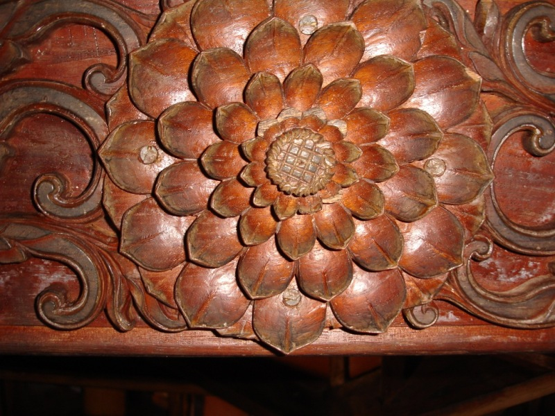 Sample wood work